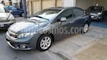 Foto venta Auto Usado Honda Civic 1.8 EXS Aut (2014) color Plata Alabastro precio $519.900
