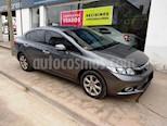 Foto venta Auto usado Honda Civic 1.8 LXS Aut (2013) color Gris Oscuro precio $455.000