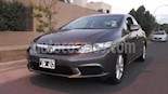 Foto venta Auto Usado Honda Civic 1.8 LXS (2012) color Gris Oscuro precio $339.000