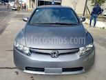 Foto venta Auto usado Honda Civic 1.8 LXS (2007) color Gris Oscuro precio $270.000