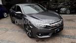 Foto venta Auto usado Honda Civic 2.0 EXL Aut (2017) color Gris Oscuro precio $700.000