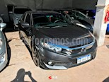 Foto venta Auto usado Honda Civic 2.0 EXT Aut (2017) color Gris precio $980.000