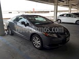 Foto venta Auto usado Honda Civic 2p EX Coupe L4/1.8 Aut (2012) color Gris precio $145,000