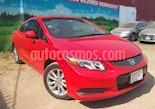Foto venta Auto Seminuevo Honda Civic 2p EX Coupe L4/1.8 Man (2012) color Rojo precio $175,000