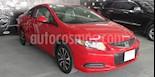 Foto venta Auto usado Honda Civic 2p EX Coupe L4/1.8 Man color Rojo precio $197,000