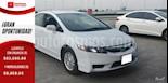 Foto venta Auto usado Honda Civic 4p CVT EX Hybrid (2011) color Blanco precio $159,000