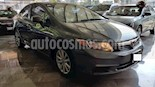 Foto venta Auto usado Honda Civic 4p EX-L Sedan L4/1.8 Aut (2012) color Gris precio $159,000