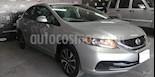 Foto venta Auto usado Honda Civic 4p EX Sedan L4/1.8 Aut color Plata precio $198,000