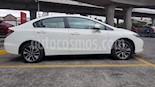 Foto venta Auto usado Honda Civic 4p EX Sedan L4/1.8 Aut (2014) color Blanco precio $195,000