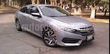Foto venta Auto usado Honda Civic 4p EX Sedan L4/2.0 Aut (2016) color Plata precio $275,000