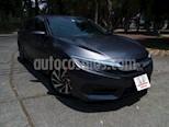 Foto venta Auto usado Honda Civic 4p EX Sedan L4/2.0 Aut (2017) color Gris precio $289,000