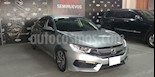 Foto venta Auto usado Honda Civic 4p EX Sedan L4/2.0 Man (2016) color Plata precio $258,000