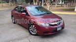 Foto venta Auto usado Honda Civic 4p EXL Aut color Rojo precio $119,000