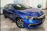 Foto venta Auto usado Honda Civic 4p i-Style L4/2.0 Aut (2019) color Azul precio $359,955