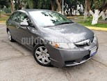 Foto venta Auto usado Honda Civic 4p LX Sedan 5 Vel (2011) color Gris precio $139,000