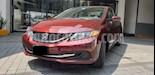 Foto venta Auto usado Honda Civic 4p LX Sedan L4/1.8 Aut (2015) color Rojo precio $200,000