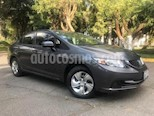 Foto venta Auto usado Honda Civic 4p LX Sedan L4/1.8 Man (2014) color Gris precio $168,000