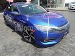 Foto venta Auto usado Honda Civic 4p Touring L4/1.5/T Aut color Azul precio $407,455