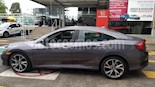 Foto venta Auto usado Honda Civic 4p Touring L4/1.5/T Aut (2018) color Gris precio $424,000