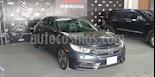Foto venta Auto usado Honda Civic 4p Turbo L4/1.5/T Aut (2016) color Azul Marino precio $299,000