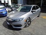 Foto venta Auto usado Honda Civic 4p Turbo L4/1.5/T Aut (2016) color Plata precio $295,000
