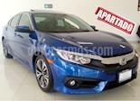Foto venta Auto usado Honda Civic 4p Turbo Plus L4/1.5/T Aut color Azul precio $345,000