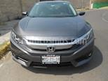 Foto venta Auto usado Honda Civic 4p Turbo Plus L4/1.5/T Aut (2016) color Gris precio $290,000