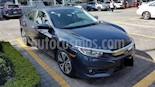 Foto venta Auto usado Honda Civic 4p Turbo Plus L4/1.5/T Aut (2016) color Azul Marino precio $319,000
