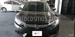 Foto venta Auto Seminuevo Honda Civic 4p Turbo Plus L4/1.5/T Aut (2016) color Gris precio $275,000