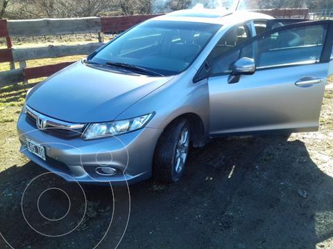 Honda Civic 1.8 EXS Aut usado (2012) color Gris precio $1.350.000