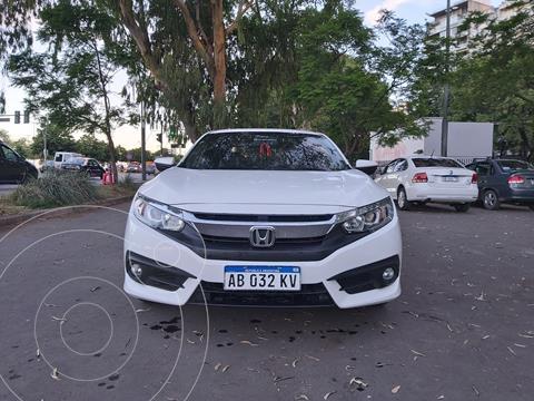 Honda Civic 2.0 EXL Aut usado (2017) color Blanco precio $2.400.000