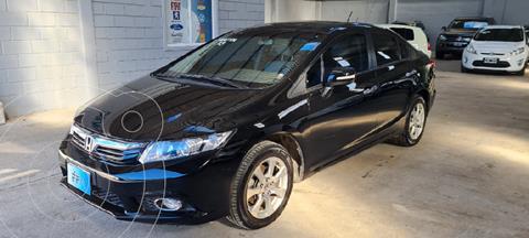 Honda Civic 1.8 LXS Aut usado (2013) color Negro precio $1.549.000