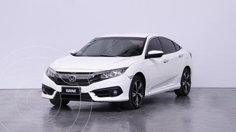 Honda Civic 2.0 EXL Aut usado (2017) color Blanco Diamante precio $3.190.000