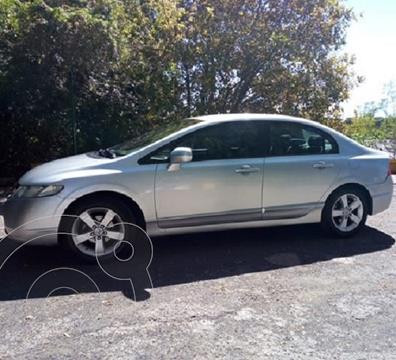Honda Civic 1.8 LXS usado (2009) color Gris Plata  precio $740.000