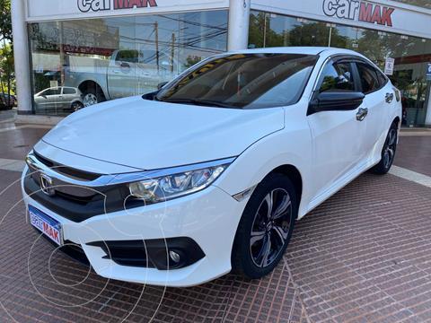 Honda Civic 2.0 EXL Aut usado (2017) color Blanco precio $3.189.990