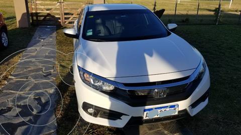 Honda Civic 2.0 EXL Aut usado (2017) color Blanco precio $2.900.000