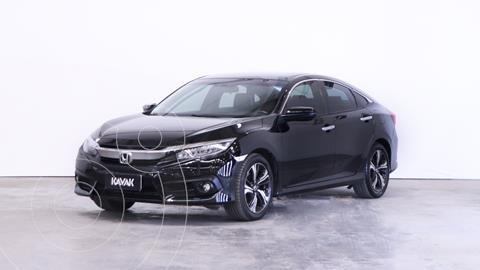 Honda Civic 1.5 EXT Aut usado (2017) color Negro Cristal precio $3.650.000