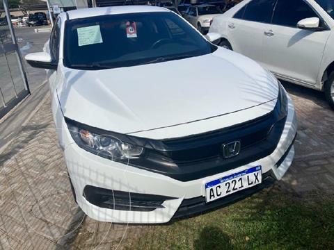 Honda Civic 2.0 EXL Aut usado (2018) color Blanco precio $3.290.000