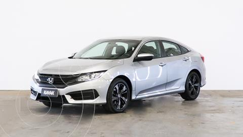 Honda Civic 2.0 EXL Aut usado (2017) color Acero precio $2.920.000