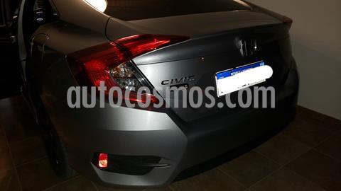 foto Honda Civic 2.0 EX Aut usado (2017) color Plata Lunar precio $3.000.000