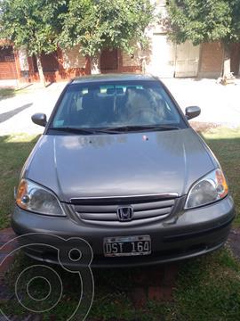 Honda Civic 1.7 LX  usado (2001) color Plata precio $390.000