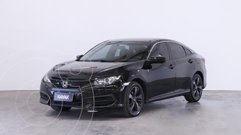 Honda Civic 2.0 EXL Aut usado (2017) color Negro Cristal precio $3.050.000