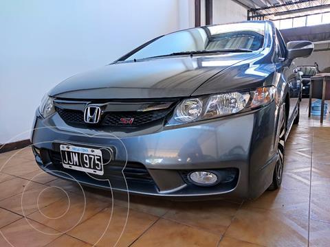Honda Civic 1.6 Si Aut usado (2010) color Gris precio u$s16.000