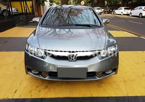 Honda Civic 1.8 EXS Aut usado (2007) color Gris precio $490.000