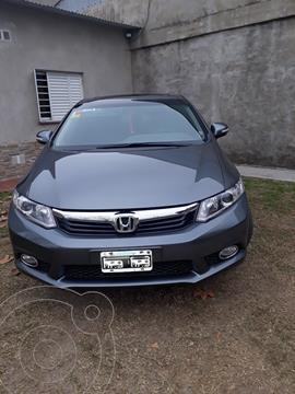 Honda Civic 1.8 EXS usado (2013) color Gris precio $1.900.000