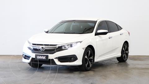Honda Civic 2.0 EXL Aut usado (2017) color Blanco Diamante precio $3.010.000