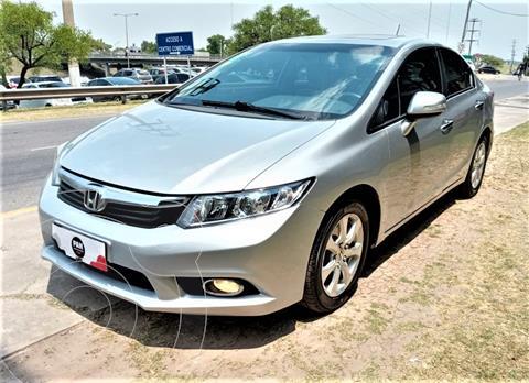 Honda Civic exs usado (2012) color Gris Plata  precio u$s10.500
