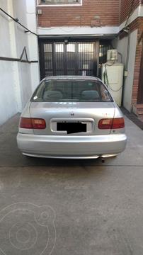 Honda Civic 1.6 Si Aut usado (1994) color Gris Plata  precio $260.000