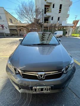 Honda Civic 1.8 EXS Aut usado (2012) color Gris precio $1.650.000