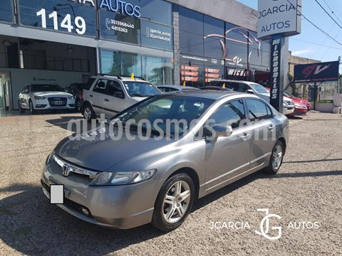 Honda Civic 1.8 EXS Aut usado (2008) color Gris Oscuro precio $715.000
